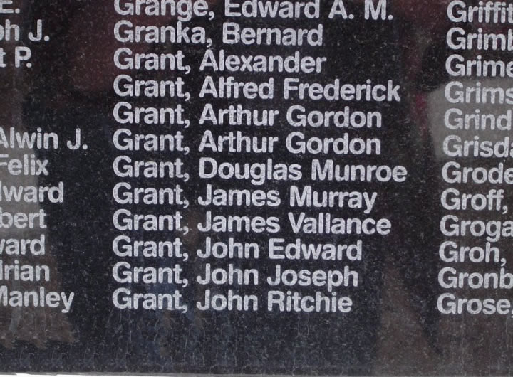 grant name at nanton